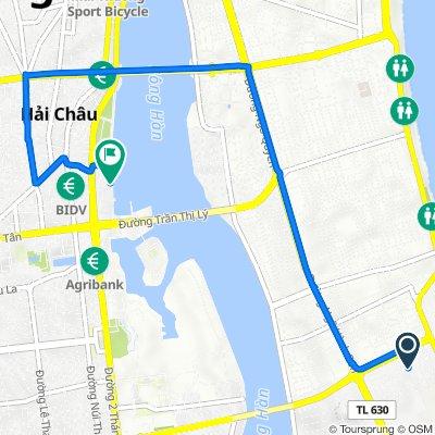 Phạm Kiệt 32 to Trần Văn Trứ Đường
