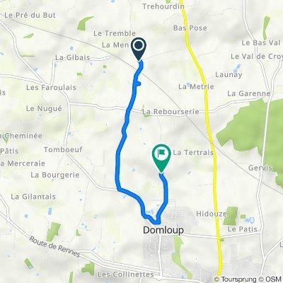 Itinéraire vers Rue de Noyal sur Vilaine, Noyal-sur-Vilaine