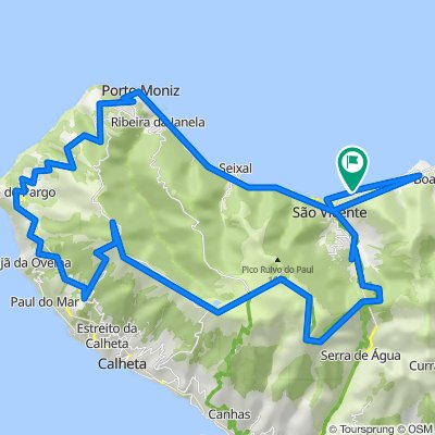 São Vicente Cycling