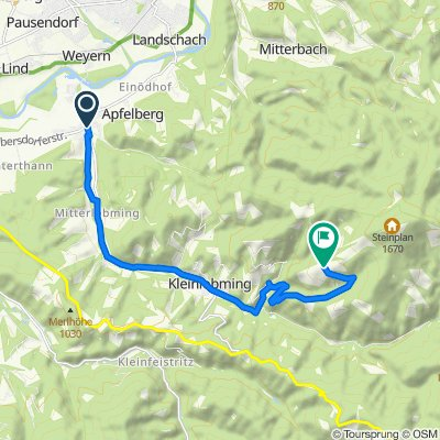 Bergrennen Lobmingtal
