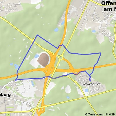 Offenbacher Kreuz Runde