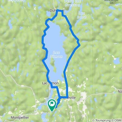 Lac Simon, 2021 Challenge