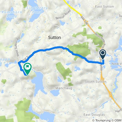 27 Johnson Rd, Sutton to 53 Waters Rd, Sutton