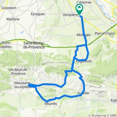 De 7–9 Lotissement Les Sarcelles, Saint-Andiol à 7–9 Lotissement Les Sarcelles, Saint-Andiol