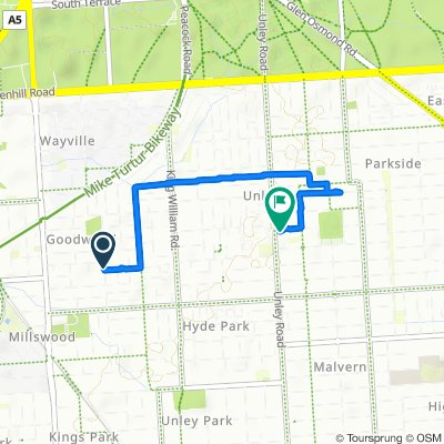 Hardy Street 19, Goodwood to Unley Road 169