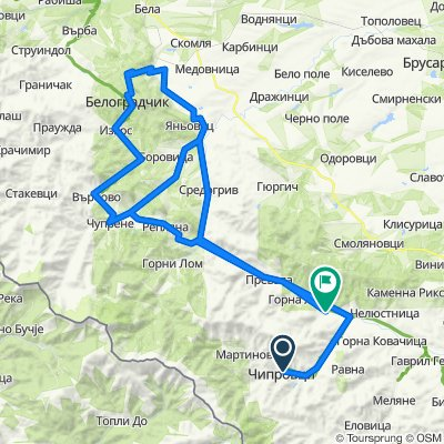 From Chiprovtsi to Mitrovtsi