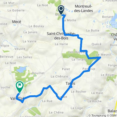 Rencontres vélocipèdiques en Bretagne 2021 11/09