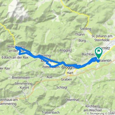 Rupert Rottensteiner-Straße 21, Grafenbach nach Rupert Rottensteiner-Straße 21, Grafenbach