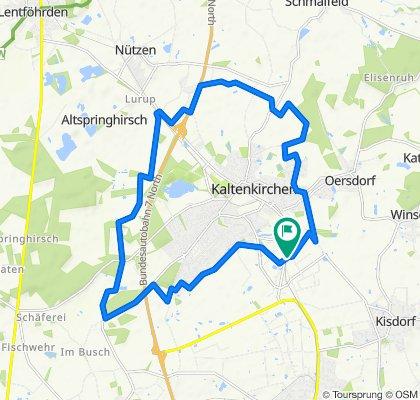 Grüne Band Kaltenkirchen