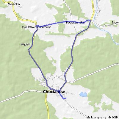 Tour de Chocianów VIII