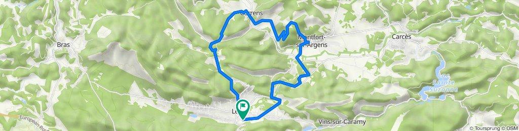 De Peireguis 38, Le Val à Peireguis 38, Le Val