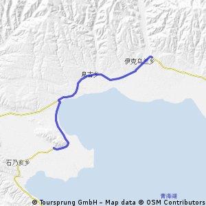環青海湖Day5 鳥島-剛察