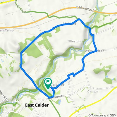 East Calder Cycling
