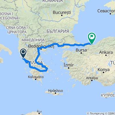 Греція Турція