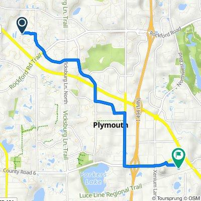 3966–3998 Garland Ln N, Plymouth to 12901 16th Ave N, Plymouth