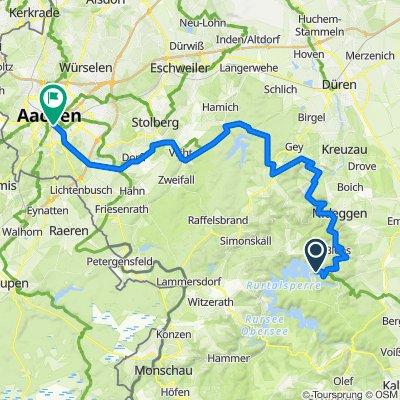 [DAY 36] Hasenfeld - Aachen