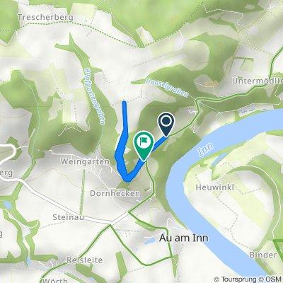 St2352, Gars am Inn nach Stampfl 6–12, Gars am Inn