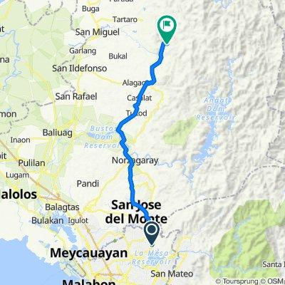 Maraluhat 19, Caloocan to Unnamed Road, Doña Remedios Trinidad
