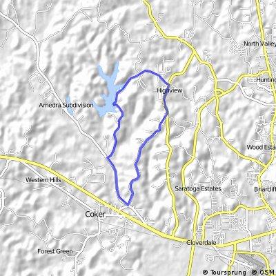 Tour de Tuscaloosa 2011 - RoadRace