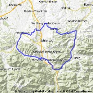 Pettenbach-Oberschlierbach-Ziehberg-Pettenbach