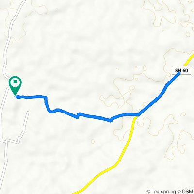 Attigonur Road, Vadamalampatti to Attigonur Road, Vadamalampatti