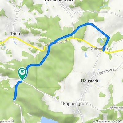 S301 26, Bergen nach S301 26, Bergen
