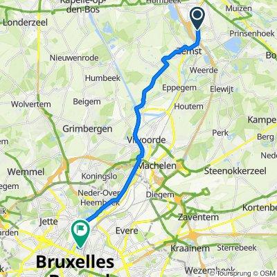 Zemst-Brussel Noord