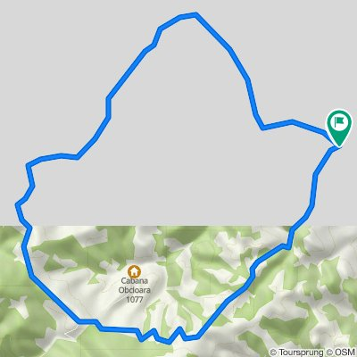 Breaza - Lucina - Obcioara- Tatarcuta - Breaza