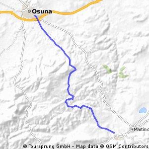 OSUNA-LOS CORRALES