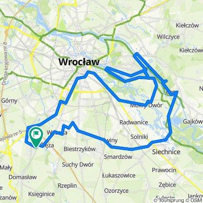 Brzegiem Wrocławia i Odry