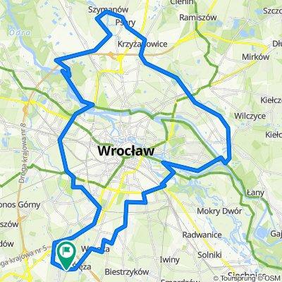 Wrocław pętla