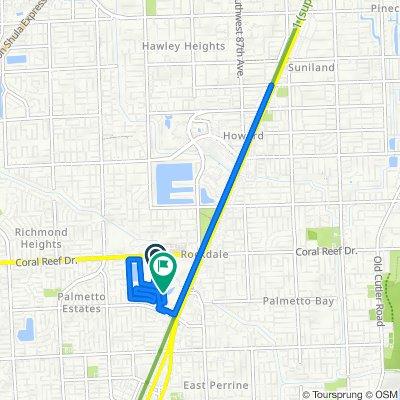 9714–9720 Palmetto Club Ln W, Miami to 15730 Palmetto Club Dr, Miami