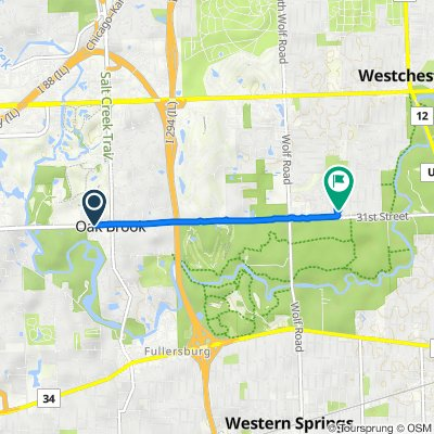 3015 Lincoln Rd, Oak Brook to 3019 Becket Ave, Westchester