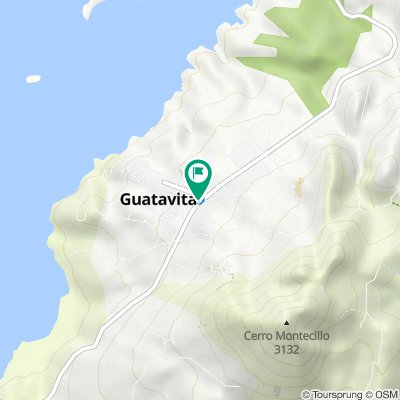 De Carrera 1 5-26, Guatavita a Carrera 1 5-26, Guatavita