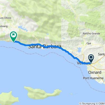 Ventura to SB