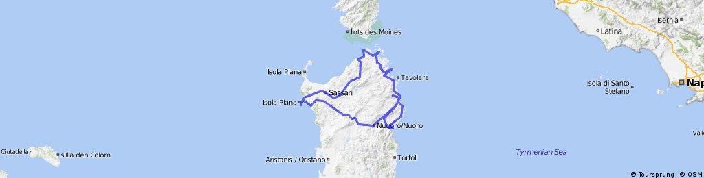 Sardinie na kole-www.nomad.cz