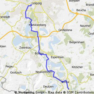 Zedtlitz-Leipzig (Elsterwehr)-Zedtlitz