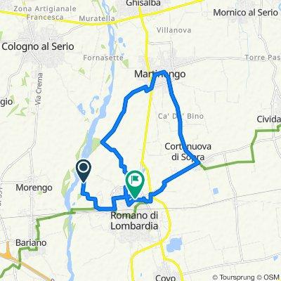 Da Cascina Santa Caterina, Romano di Lombardia a Viale Montecatini 1C, Romano di Lombardia