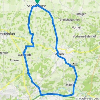 Sendenhorst - Ahlen - Heessen - Walstedde