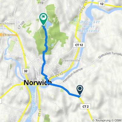 Stonington Road 102, Norwich to Mohegan Park - Upper Lot, Norwich
