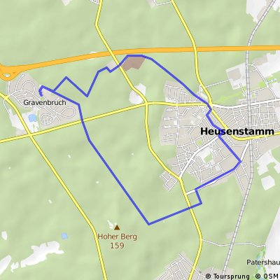 Heusenstammrunde 1