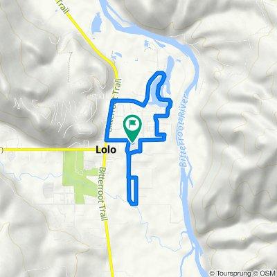 5699 Ashton Loop, Lolo to 5699 Ashton Loop, Lolo
