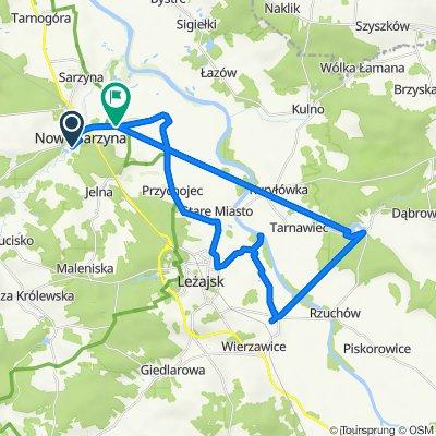 Trasa do Łukowa 14, Łukowa