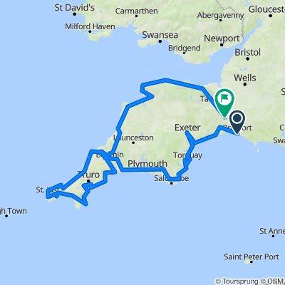South Coast Charity Ride