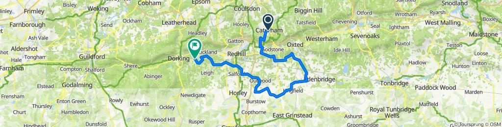 SC Caterham Edenbridge Brockham
