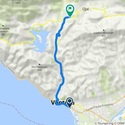 Jason and Robs Ventura Trail Ride