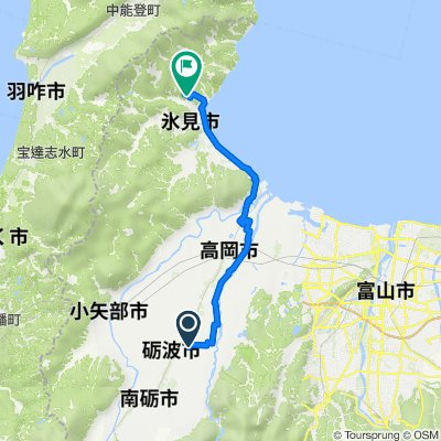 Nanto-shi Cycling