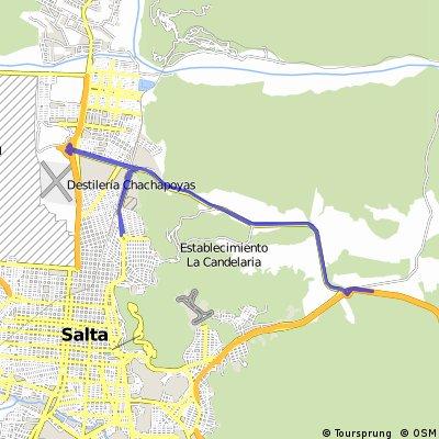 Rtda. TC - Acc.Norte-Huayco-Rtda. TC