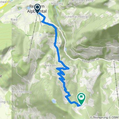Reither Anger 1, Reith im Alpbachtal nach Kolber 9, Hygna