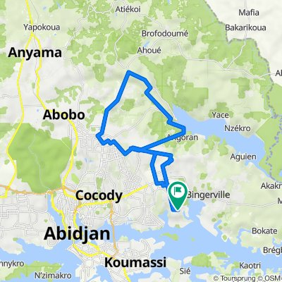 Bini révisé , Abidjan